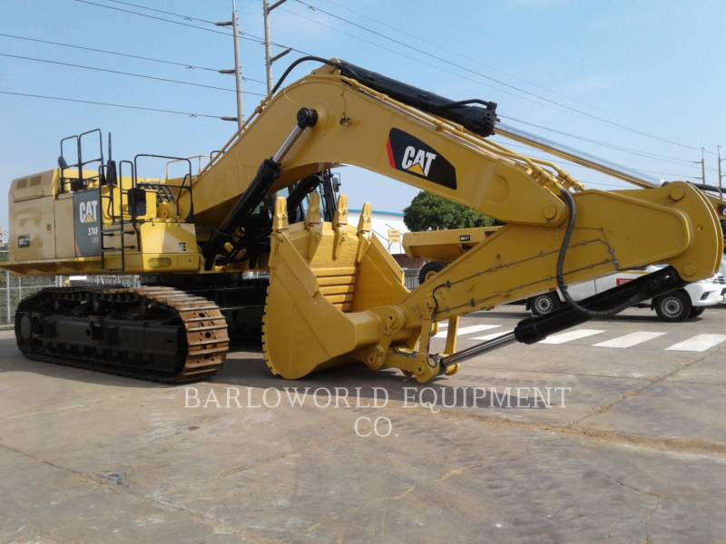 CATERPILLAR PALA PARA MINERÍA / EXCAVADORA 374F equipment  photo 4
