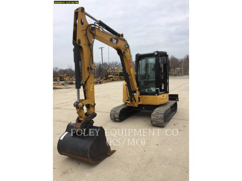 CATERPILLAR EXCAVADORAS DE CADENAS 305.5E2LC equipment  photo 1