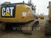 CATERPILLAR KETTEN-HYDRAULIKBAGGER 324EL equipment  photo 5