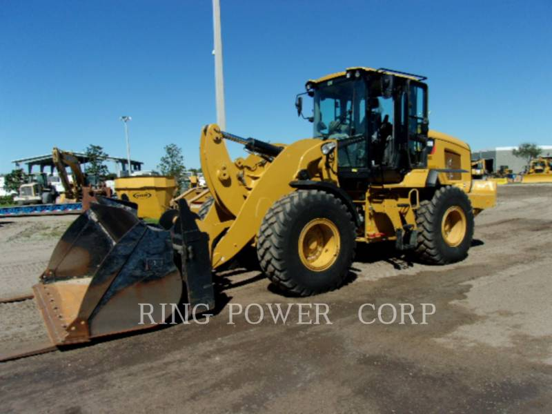 CATERPILLAR WHEEL LOADERS/INTEGRATED TOOLCARRIERS 938MQC equipment  photo 1