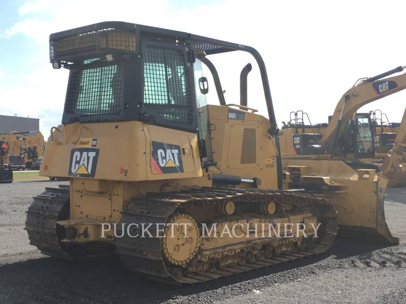 CATERPILLAR CIĄGNIKI GĄSIENICOWE D6K2 equipment  photo 4