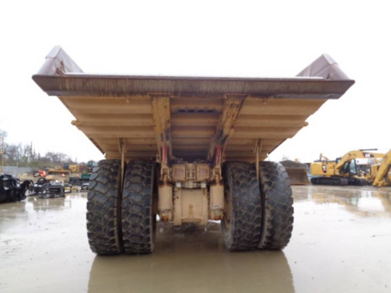 CATERPILLAR OFF HIGHWAY TRUCKS 770 equipment  photo 4