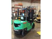 MITSUBISHI FORKLIFTS EMPILHADEIRAS FD30N equipment  photo 3