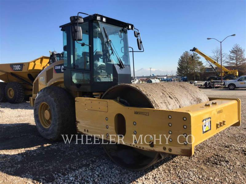CATERPILLAR COMPACTADORES DE SUELOS CS68B equipment  photo 2