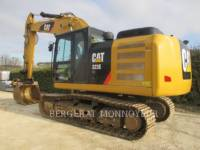Equipment photo CATERPILLAR 323E PELLES SUR CHAINES 1