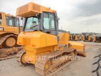 JOHN DEERE TRACTORES DE CADENAS 550K XLT equipment  photo 4