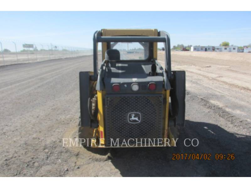 JOHN DEERE SKID STEER LOADERS 318D equipment  photo 4