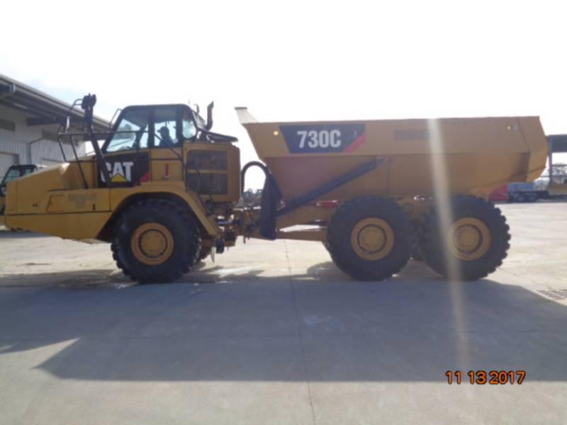 CATERPILLAR TOMBEREAUX ARTICULÉS 730C equipment  photo 8