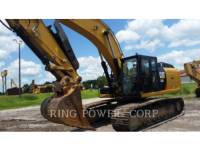 CATERPILLAR KETTEN-HYDRAULIKBAGGER 336ELHYDTH equipment  photo 1