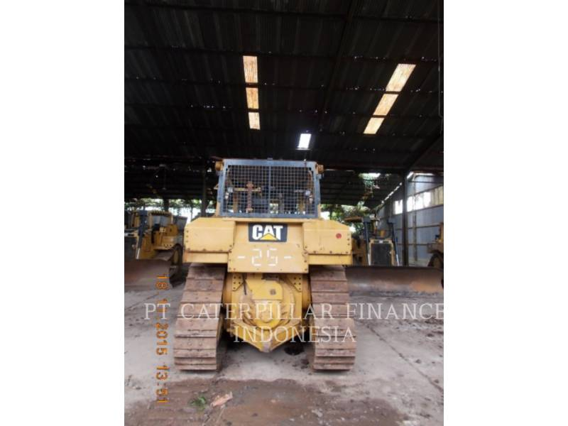 CATERPILLAR MINING TRACK TYPE TRACTOR D6RXL equipment  photo 4