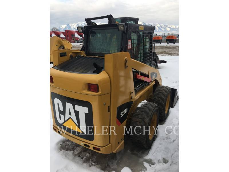 CATERPILLAR CHARGEURS COMPACTS RIGIDES 226B3 C3 equipment  photo 7