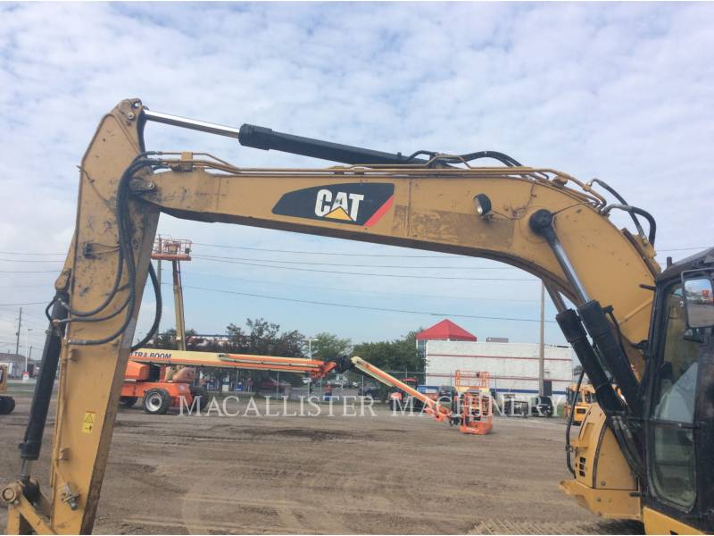 CATERPILLAR PELLES SUR CHAINES 314DLCR equipment  photo 7