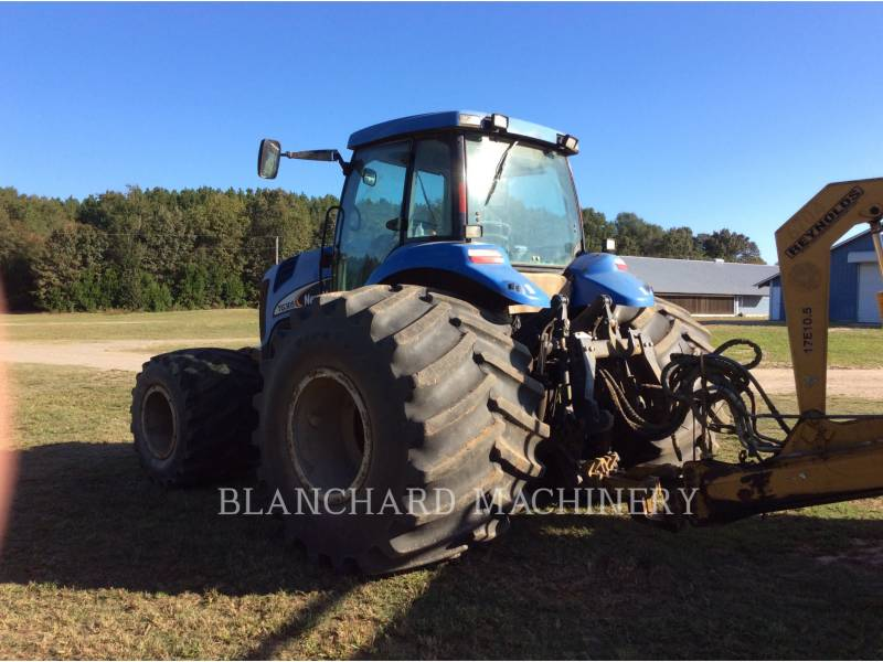 NEW HOLLAND LTD. AG TRACTORS TG305 equipment  photo 6