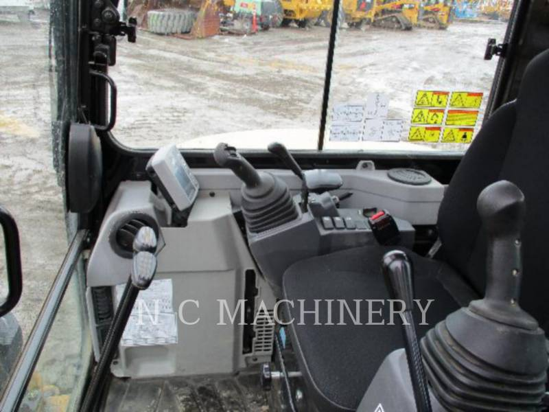 CATERPILLAR TRACK EXCAVATORS 303.5ECRCB equipment  photo 5