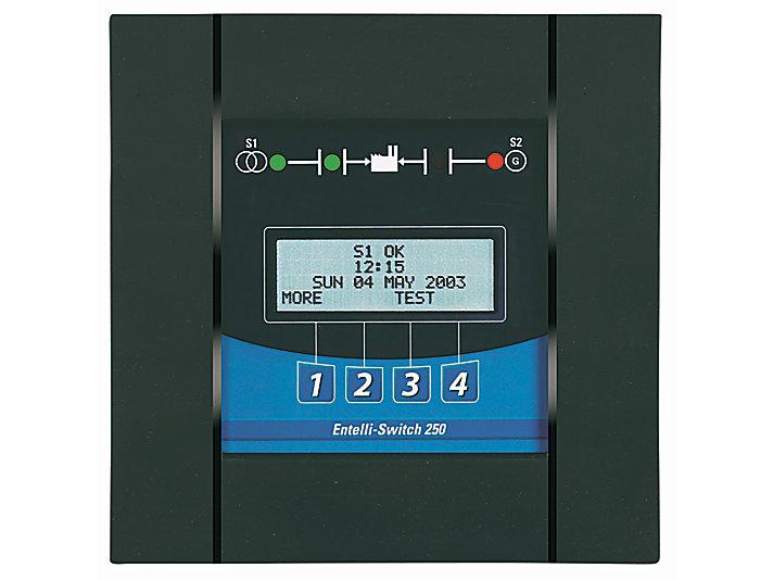 MX250 mikroprocessorstyrenhet