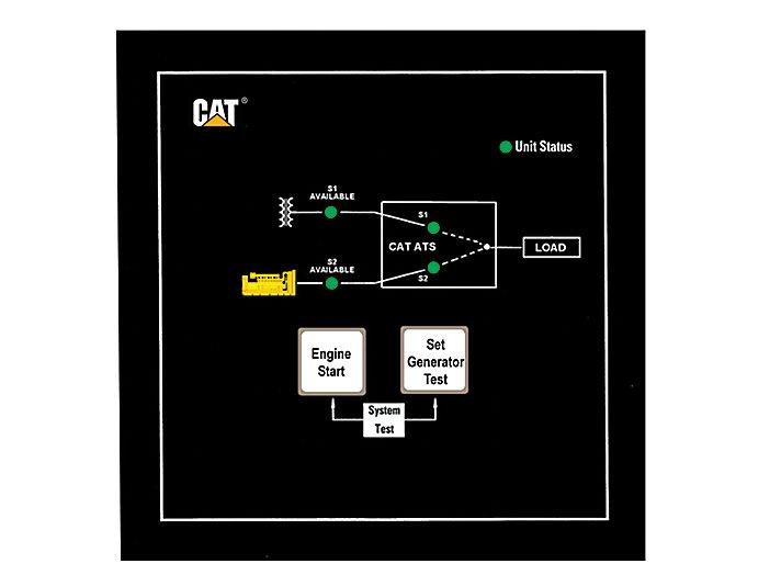 Contactor/ disyuntor ATS ATC