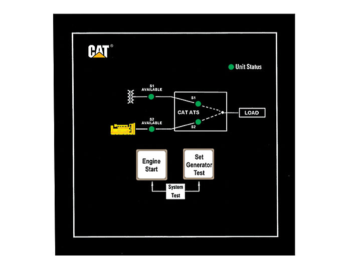 ATS ATC brytare/kontaktor