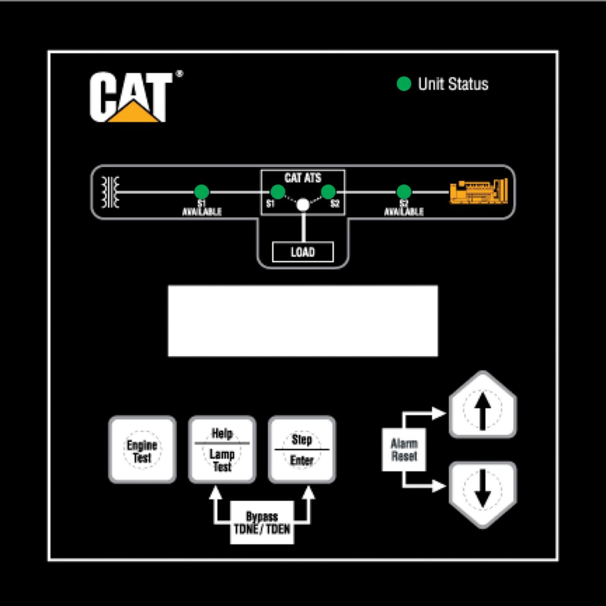 Electric Power Generation Cat 3512b Engine Wiring Diagram