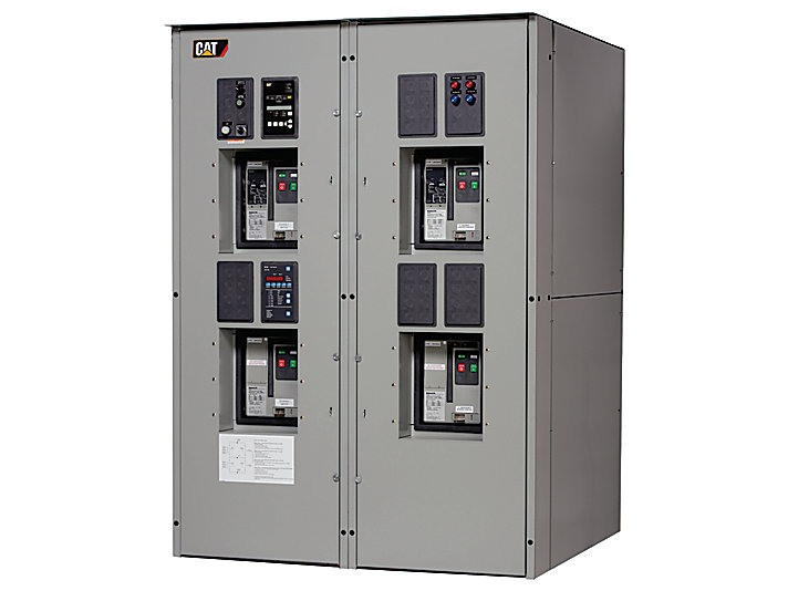 ATC Power Breaker & Case Switch Automatic Transfer Switch