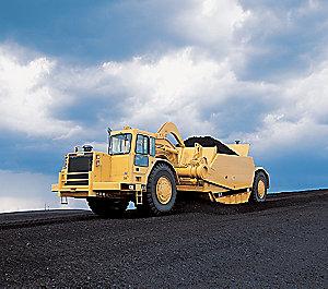 657G Wheel Tractor-Scraper