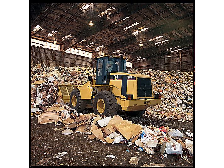 IT38G WHA Waste Handler
