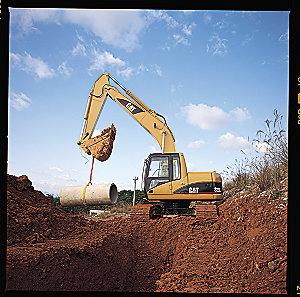 320C L Utility Hydraulic Excavator