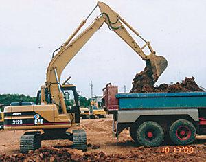 312B Hydraulic Excavator