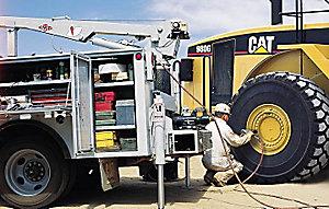 Cat 174 980g Wheel Loader 752989 Non Current For Sale