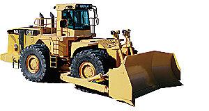 844 Wheel Dozer