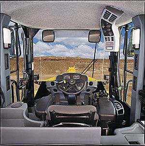 Command Control Steering
