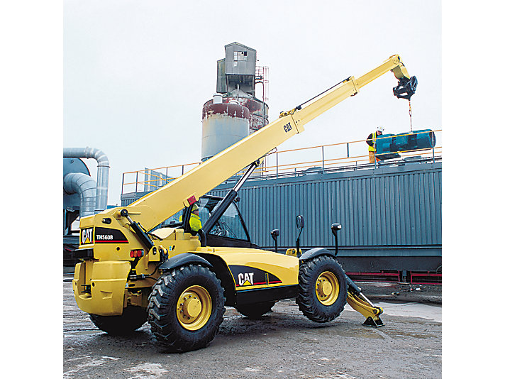 TH560B Telehandler