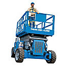 GS-4390 RT Scissor Lift