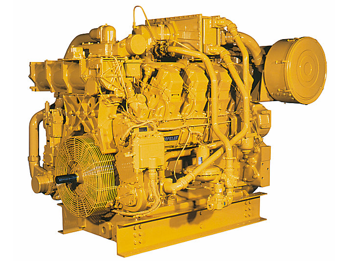 G3508 Gas Compression Engine