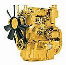 Cat® 3054C Turbocharged Diesel Engine