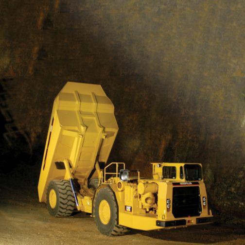 AD55 - Underground Mining Trucks