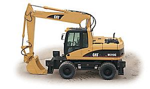 M313C Wheel Excavator