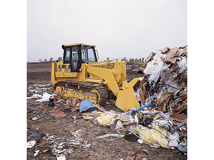 973C WH Waste Handler