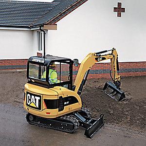 302.5C Mini Hydraulic Excavator