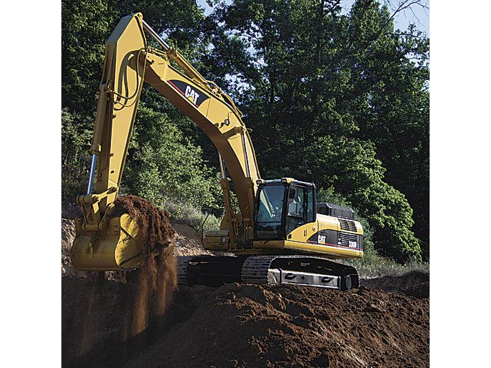Escavadeira Grande 330D L/LN