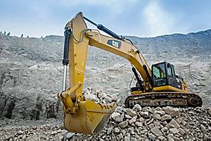 336D/336D L Large Excavator