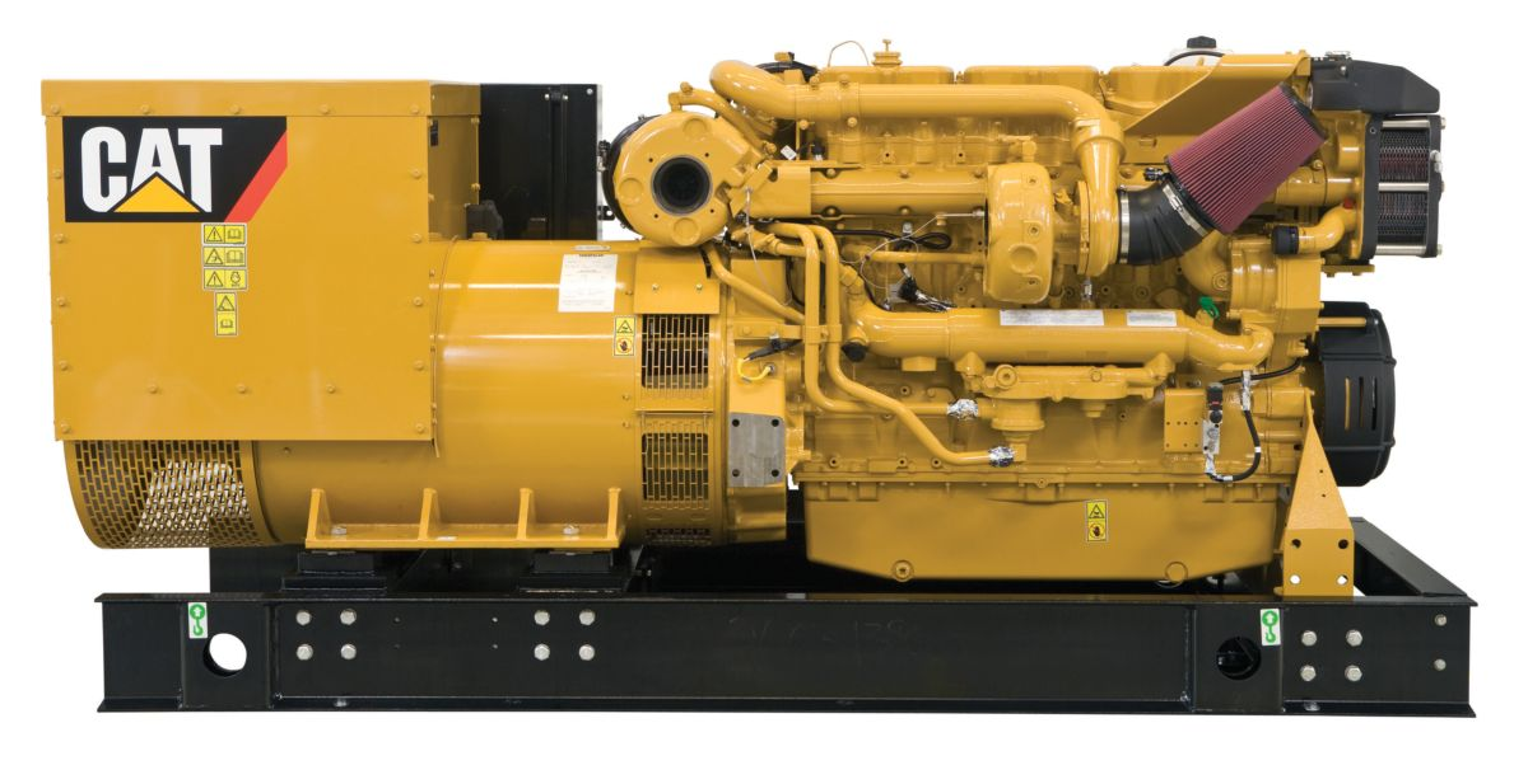 Cat C18 ACERT Marine Generator Set (IMO II)