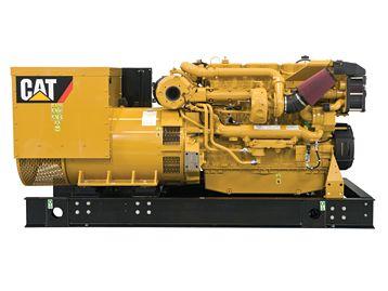 C18 ACERT IMO II - Marine Generator Sets