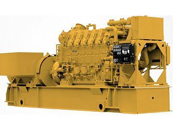 3606 (50 Hz) - Diesel Generator Sets