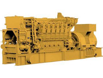 C280-12 - Marine Generator Sets