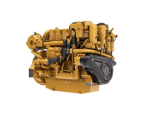 3406C - Commercial Propulsion Engines