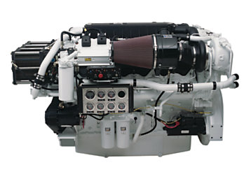 Cat® C32 ACERT™ Tier 3 Propulsion Engine (Recreational)