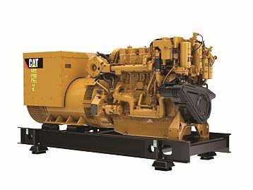 C18 ACERT Tier 3 - Marine Generator Sets