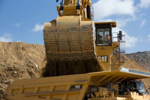 15m³ (19.6yd³) Heavy Rock - Heavy Rock Bucket