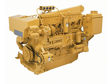 Cat 3406C Propulsion Engine