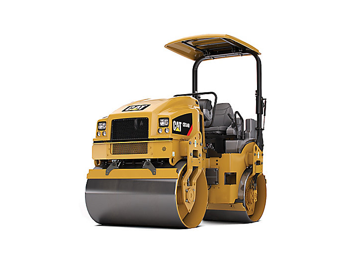 Image result for CAT CB34B Utility COMPACTORS